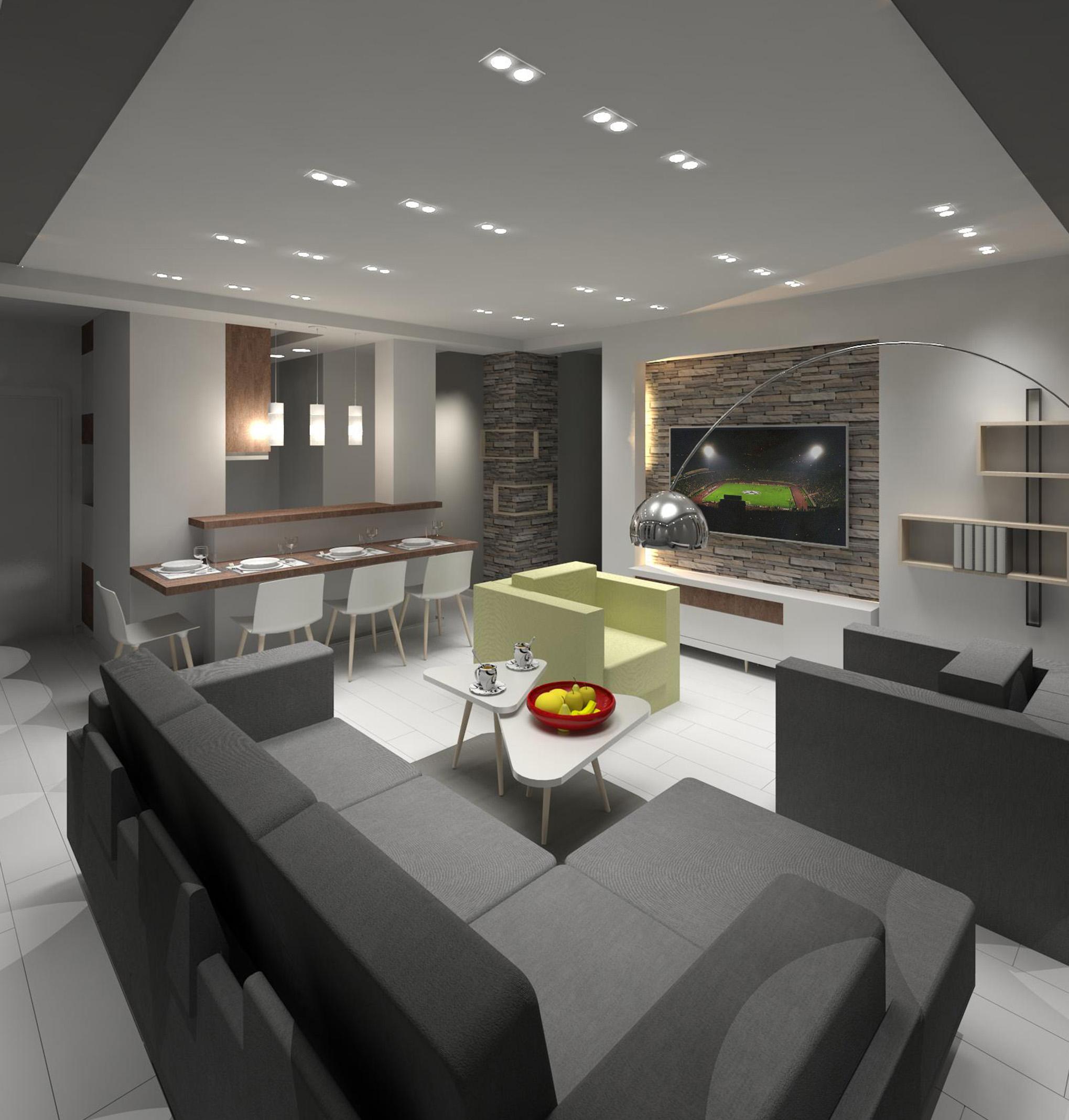 Prostran stan za celu porodicu